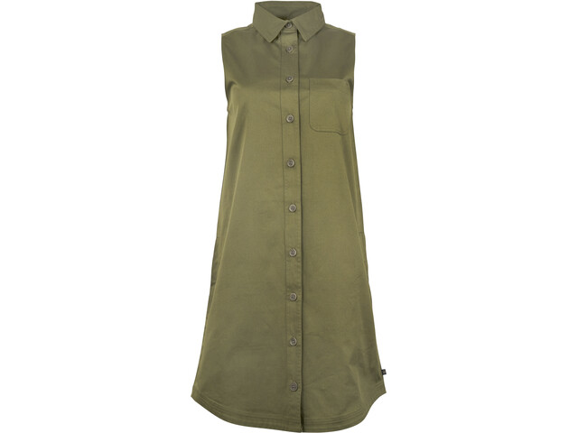 United By Blue Pinnacle Commuter Vestito Donna, olive